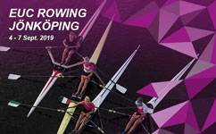 EUESA Rowing Championship 4-7 of September 2019