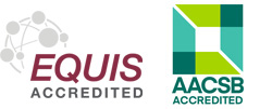 EQUIS + AACSB Logos