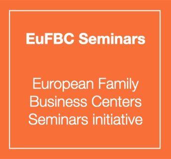 eufbc seminars, European family business centers initiative