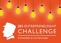 Logotype for JIBS Entrepreneurship Challenge